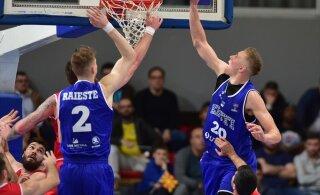 Korvpalliliit paneb Eesti-Itaalia mängule lisatribüüni, müüki tuli veel üle 700 pileti