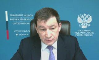 VIDEO | Venemaa ÜRO-saadik hurjutab Eestit: teil valitseb tugev tsensuur