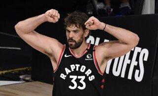 Kõlakad viivad Marc Gasoli NBA-st Barcelonasse. Jasikevicius: me ei ole temaga veel rääkinud