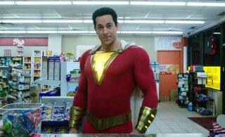 """TREILER   Meelelahutuslik, naljakas ja südamlik DC superkangelasefilm """"Shazam!"""""""