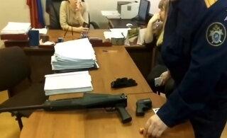 В России в здании мирового суда произошла стрельба: один человек погиб