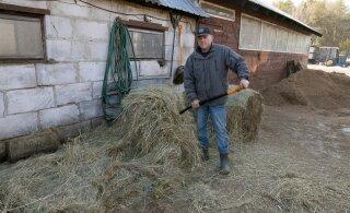 Ukrainas oled agronoom, Eesti talus hinnatud sulane