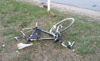 Kätlin Kuldmaa: jalgrattasõit Tallinna kesklinnas on täna samasugune surmalõks kui 2001. aastal