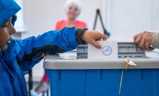 OTSEBLOGI ja FOTOD | Täna valitakse Euroopa Parlamenti. Kas Eesti inimesed avaldavad protesti ametisoleva valitsuse vastu? Kui tugeva tulemuse teevad paremäärmuslased üle liidu?