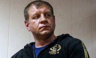 Боец ММА Александр Емельяненко арестован за пьяный дебош