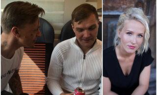 KLÕPSUD | Pilguheit Saara Piusi tüdrukuteõhtule: pruuti hullutasid ka Padar ja Lepland!