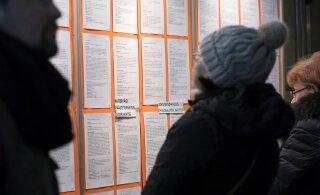 Коронакризис вызвал колоссальный рост безработицы в Харьюмаа и Хийумаа. Где безработных больше всего?