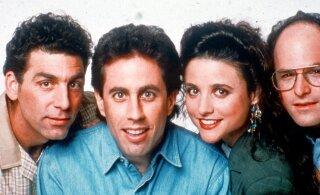 """Netflix maksis kultusseriaali """"Seinfeld"""" näitamisõiguste eest üle poole miljardi dollari"""