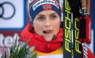 Soome suusaekspert: Therese Johaug saab jätkuvalt dopingust kasu