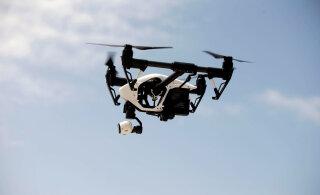USA hoiatab andmeid varastavate Hiina droonide eest