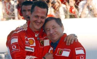FIA president rääkis Michael Schumacheri paranemisest ja kurjustas ajakirjandusega