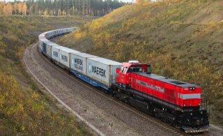 Эстонское железнодорожное предприятие расширилось на Финляндию