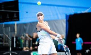TÄNA DELFI TV-s | Anett Kontaveit kohtub Doha turniiri avaringis tugeva lõunanaabriga