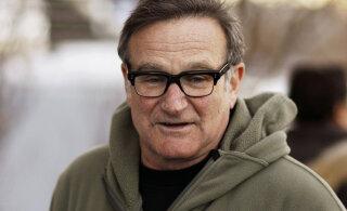 Tujust ära? Robin Williamsi esindajad lõid ootamatult lahkunud näitleja auks nalja täis Youtube'i kanali