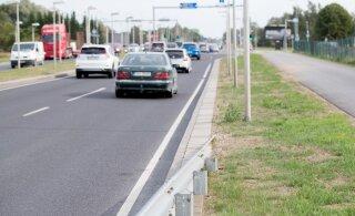 Maanteeamet kärbib suve hakul maanteedel piirkiiruseid