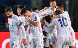 BLOGI | Raskes seisus Madridi Real mängis suurema osa kohtumisest ülekaalus ja teenis napi võidu