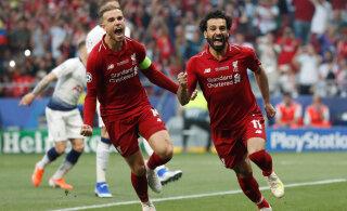 Mohamed Salah peab vigastuse tõttu koondisemängudest loobuma