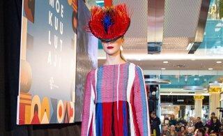 GALERII | Moekuulutaja tõi lavale sügise värvidest inspireeritud moeetendused