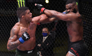 UFC vabavõitleja haigestus enne tiitlimatši koroonaviirusesse