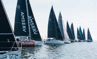 Baltic Offshore Week'i avamereetapi võitsid Forte ja Katariina II