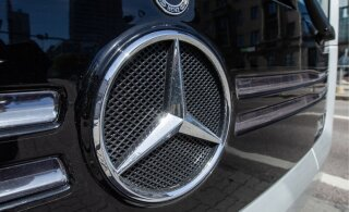 Daimler обязали отозвать 60 тысяч автомобилей Mercedes