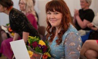 FOTOD | Eesti Päevalehe ajakirjanik Laura Mallene pälvis vägivallaennetuse auhinna