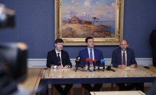 Юри Ратас: тяжелые пять дней позади, правительственный кризис разрешен. Референдум пройдет весной