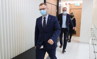 ФОТО | Начался суд над молодой бандой наркоторговцев и адвокатом, который им помогал. Они ввезли в Эстонию наркотиков на 2 млн евро