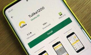 Tulika Takso отказывается от использования Taxofon и предлагает собственное приложение