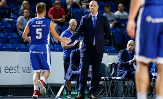Üllatuskaotuse saanud Kalev/Cramo treener: olukord pole kerge