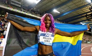 Shaunae Miller-Uibo: olen elu parimas vormis