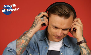 KRUVIB VÕI EI KRUVI? | Tanel Padar analüüsib värsket Eesti muusikat: mulle meeldib, kui muusikud otsivad ja kompavad piire