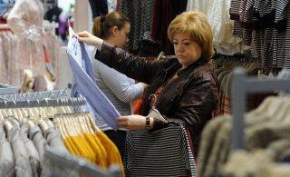 Jahe suvi on venemaalaste ostud pea peale pööranud