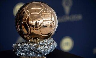 Tervelt 26 protsenti tänavustest Ballon d'Or'i kandidaatidest on Liverpooli mängijad