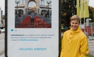 Laulja ja reisiinfluencer ühes — Inger vallutab reisides nii laululavasid kui plakateid Tallinna tänavatel