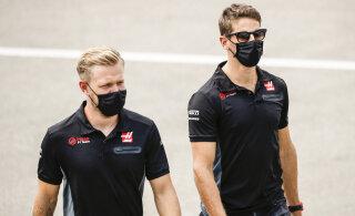 Mick Schumacheri võimalus? Vormeliässad Grosjean ja Magnussen lahkuvad Haasi meeskonnast