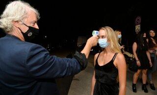 Irja Lutsar: ööklubis võiks kohe maski ette panna