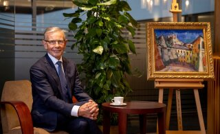 Suurärimees Enn Kunila oma imetlusväärsest ja hinnalisest kunstikogust: see võib olla nauding ainult iseenda jaoks