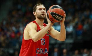 Kas Janis Strelnieksist saab Moskva CSKA tugisammas?