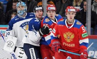 Назван состав сборной России на шведский этап Евротура