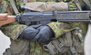 Командующий Кайтселийтом хочет, чтобы члены организации хранили оружие дома