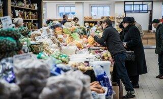 Suur hinnavaatlus Eesti turgudel   Vaid üksikud ostjad takseerivad pohli, jõhvikaid ja seeni
