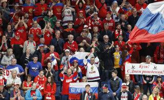 Venemaa jätkab jäähoki MM-il ainsana täiseduga, Soome sai järjekordse võidu