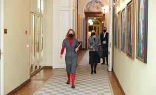 FOTOD | Reformierakonna ja Keskerakonna koalitsioonikõnelused jätkuvad