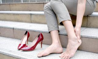 KUULA | Kas tallatoed võtavad jalavalu ära või on tegemist mõttetu raharaiskamisega?