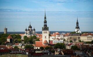 Предприниматель: все арендодатели в Старом городе снизили арендную плату, кроме самого Таллинна