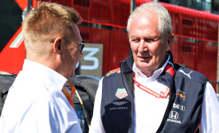 """Helmut Marko kritiseeris Mercedese """"trikki"""": see on keelatud"""