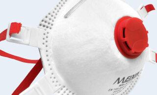 P3 respiraator – päris kaitse viiruste eest
