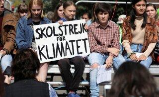ÄRILEHT BRÜSSELIS | Europarlamendi asepresident: Greta Thunberg ja reedeti streikivad koolinoored muudavad poliitikute jaoks raskete otsuste langetamise möödapääsmatuks