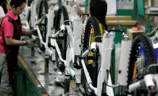 """Maailma suurima jalgrattatootja sõnul on """"Made in China"""" ajastu läbi saanud"""